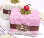 Mini Cakes Fridge Magnet