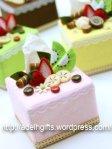 Delicio Cake Tissue Box