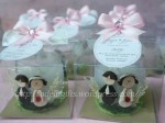 Candle Clay Wedding Favor