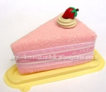 Slice Cakes wedding souvenir