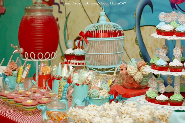 Decor Wedding Sweet Corner Adelh Gifts