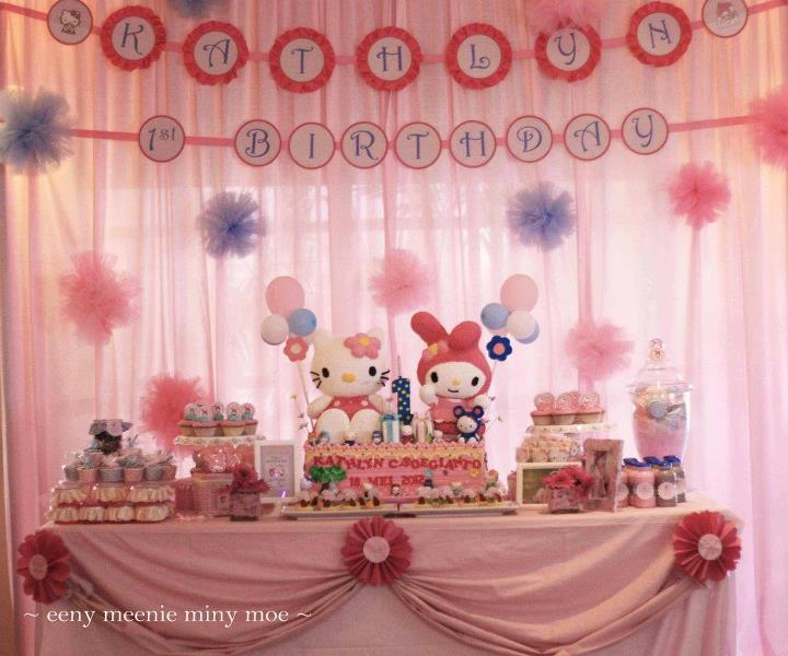 8 First Birthday Party Themes Ideas For Girls