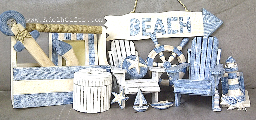 Beach Theme Collections Adelh Gifts