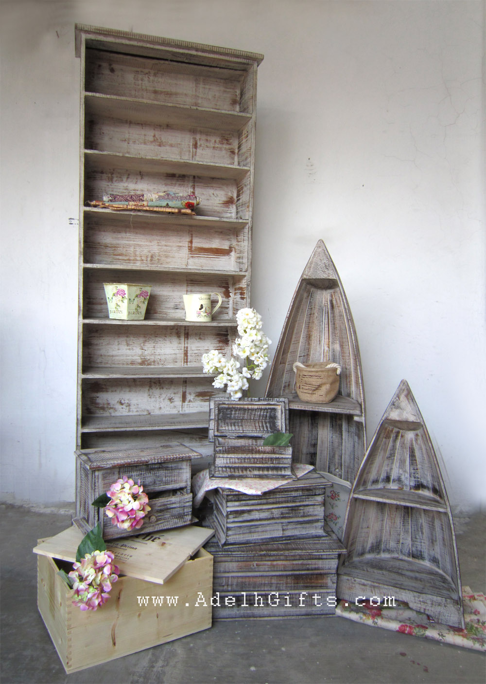 i upload my rustic style wood collections