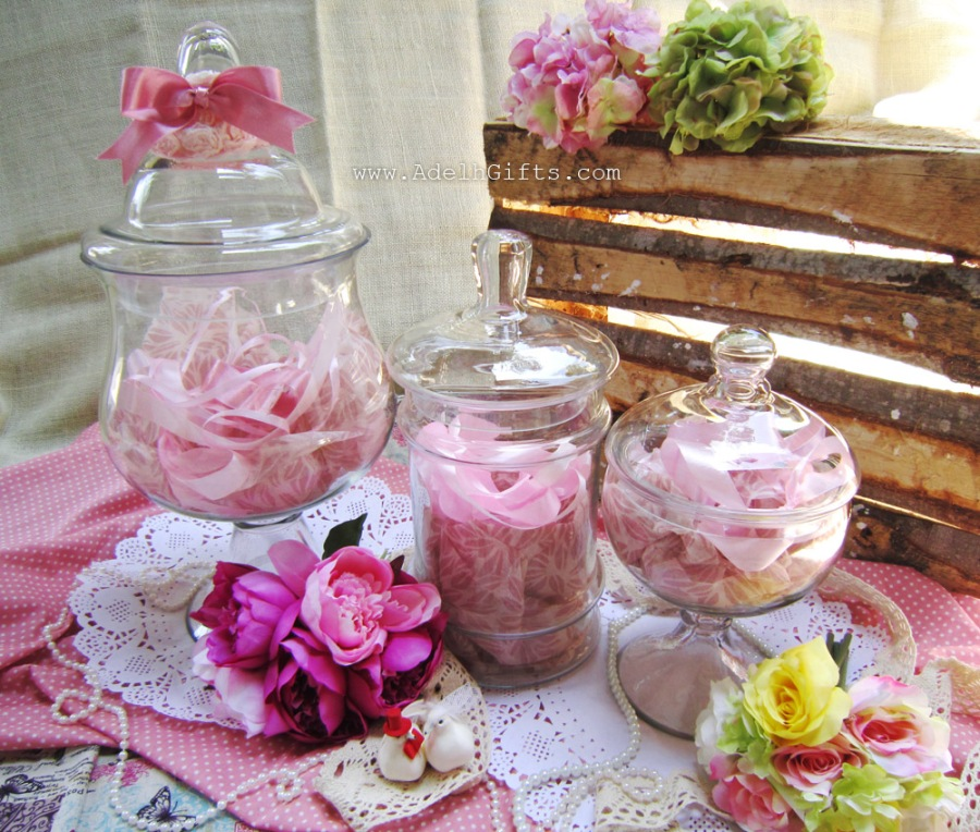 glass jar collections 1