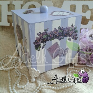 dekopaj box purple