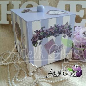 dekopaj box purple