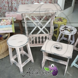 decoupage shabby chic indonesia