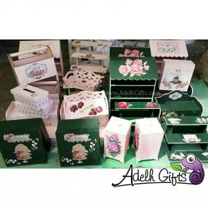 Adelh Gifts Decoupage