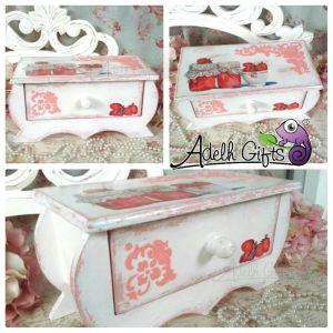 mini drawer strawberry jam