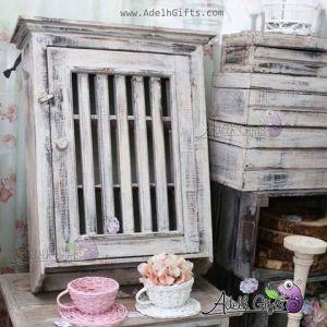 dekorasi dinding rustic