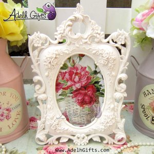 frame resin rose