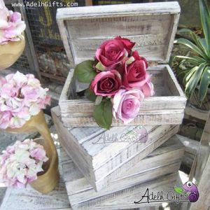 vintage box dekorasi rumah