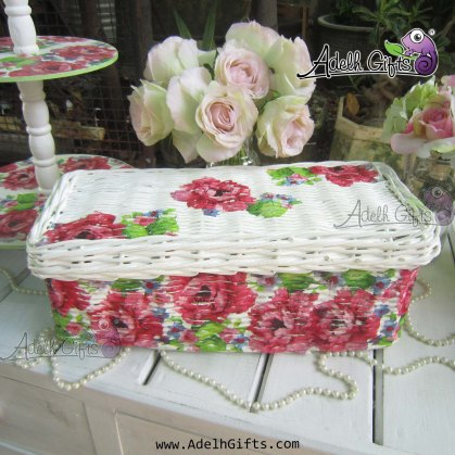 red rose rattan
