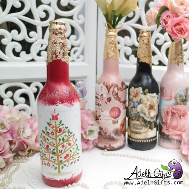 botol-decoupage-christmas