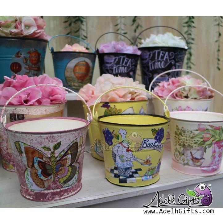 gerombolan bucket