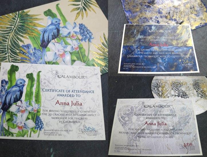 teacher certificate