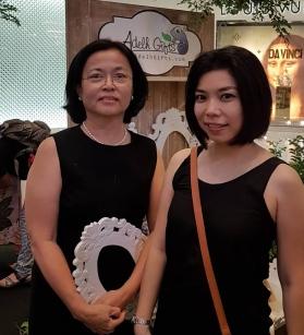 with teacher nataya