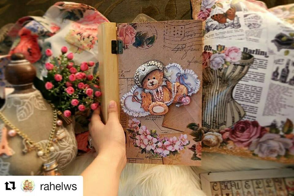 3d decoupage by rahel