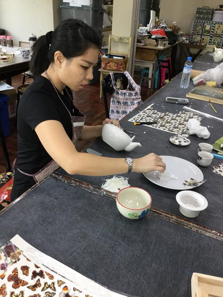 ceramic technique