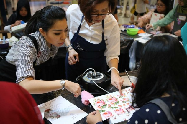 workshop 3d pop up indonesia