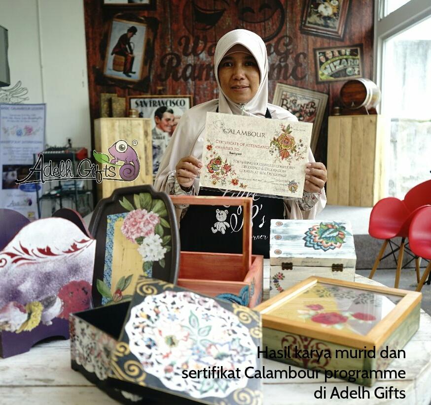 Basic Calambour di Samarinda Laila