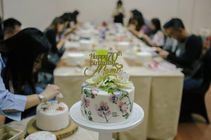 workshop cake decoupage 4 agustus