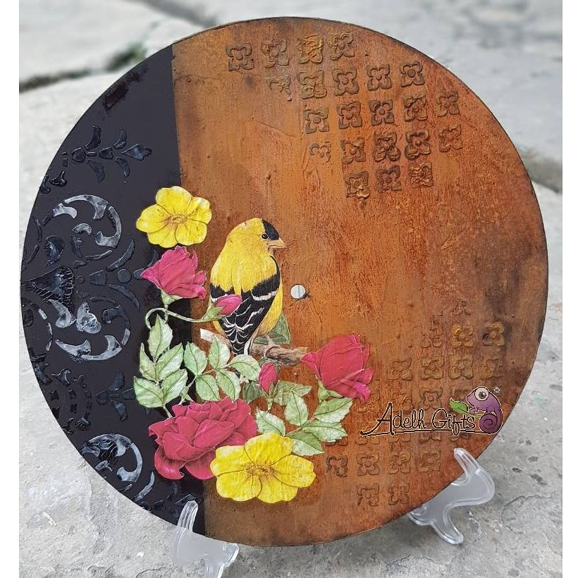 rusty decoupage surabaya